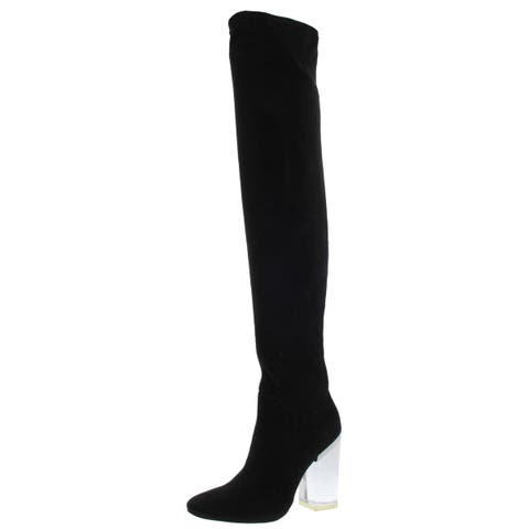 db71c8a137e Buy Black Steve Madden Women's Boots Online at Overstock | Our Best ...