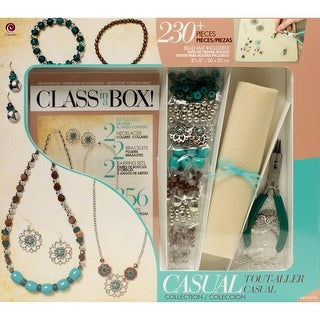 Jewelry Basics Class In A Box Kit-Casual
