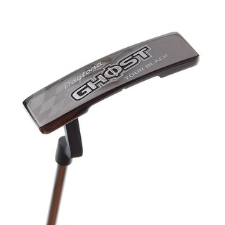 "New TaylorMade Ghost Tour Black Daytona Putter 34"" LEFT HANDED +HC"
