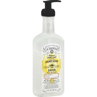 J.R. Watkins - Lemon Natural Home Care Hand Soap ( 3 - 11 FZ)