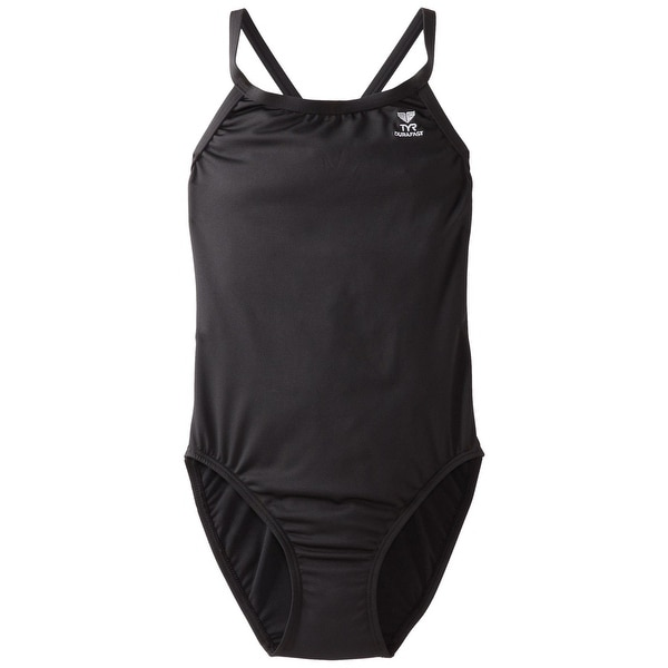 a995ea125a1a1 Shop TYR NEW Black Womens Size XL Diamond Fit Anti Odor One-Piece Swimwear  - Free Shipping On Orders Over  45 - Overstock.com - 21267219