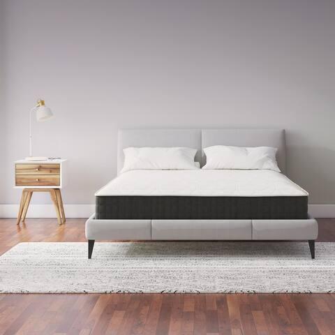 Signature Sleep Stellar Comfort 10-inch Independently Encased Coil Mattress