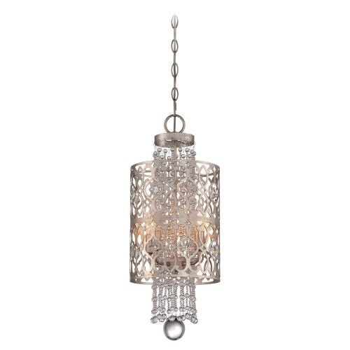 4 Light Indoor Mini Pendant from the Lucero Collection