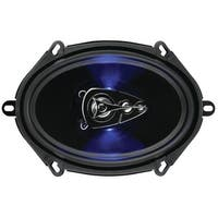 "Boss Audio BE5768 Boss Audio 5"" X 7"" 4- Way, 300 Watt Speaker"