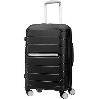 Samsonite Freeform Hardside Spinner 21 Inch, Black
