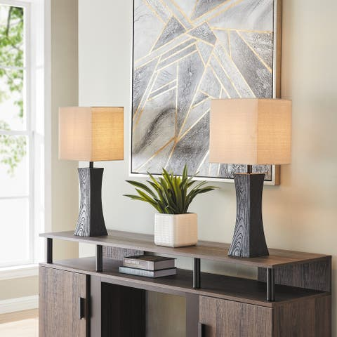 Copper Grove Charallave Table Lamps (Set of 2)