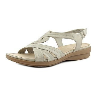 Kim Rogers Martina Open-Toe Synthetic Slingback Sandal