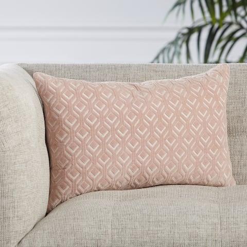 Lorient Trellis Lumbar Pillow