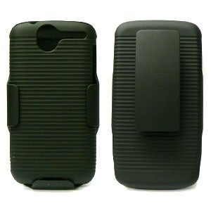 Holster Shield Combo, Black for HTC Desire