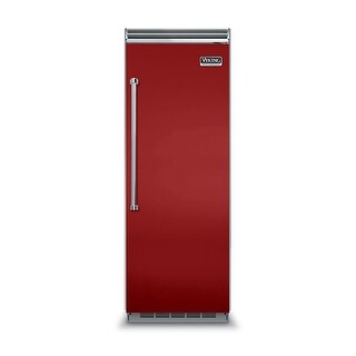 Viking VCFB5303R 30 Inch Wide 15.9 Cu. Ft. Built-In Upright Freezer with ProChill Temperature Management and Right Door Swing