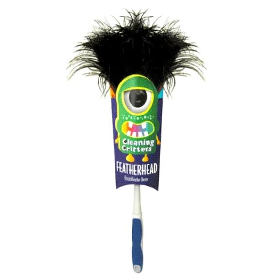 14-Inch Ettore 48618 Turkey Feather Duster 6