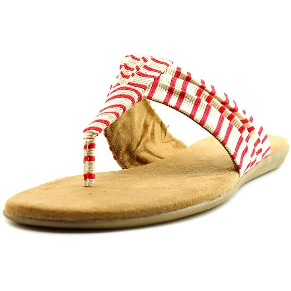 Aerosoles Chlairvoyant Women Red stripe Sandals