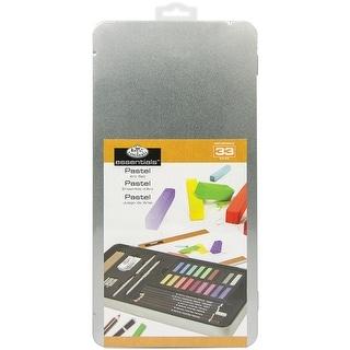 Pastel Artist Set W/Tin-