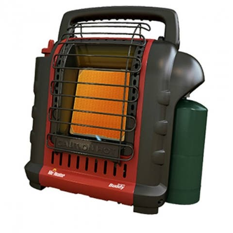 Mr Heater F232000 Portable Buddy Heater, 4000/9000 BTU