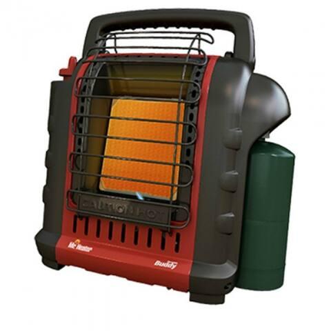 Mr Heater F232050 Massachusetts/Canda Portable Buddy Heater, 4000/9000 BTU