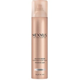 NEXXUS MAXXIMUM Super Hold Styling and Finishing Mist 10 oz