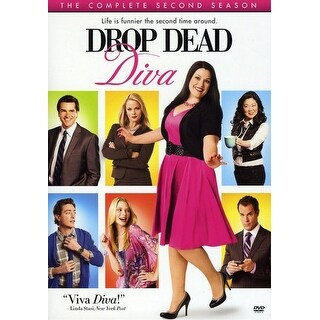 Drop Dead Diva: The Complete Second Season [3 Discs] [DVD]