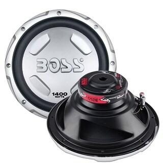 BOSS Audio CX122 1400 Watt, 12 Inch, Single 4 Ohm Voice Coil Car Subwoofer