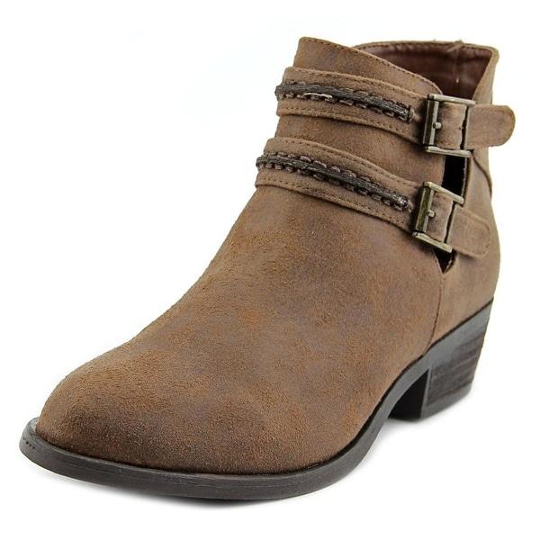 Carlos by Carlos Santana Laney Women Cognac Boots