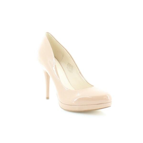 Nine West Kristal Women's Heels Natural