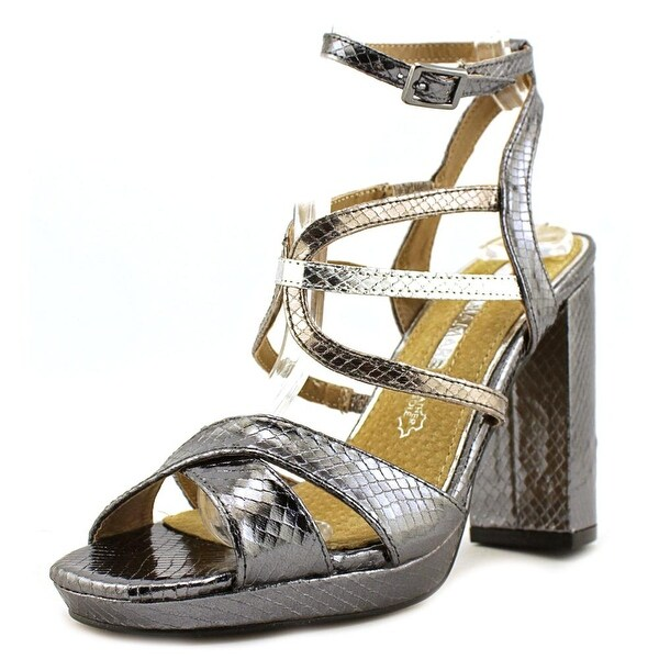 Maria Mare 66670 Women Pewter/Smoke/Silver/Pewter Sandals