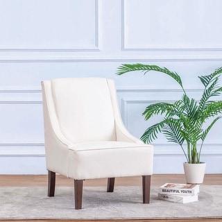 Link to Kotter Home Upholstered Swoop Chair Similar Items in Gel Memory Foam Mattresses