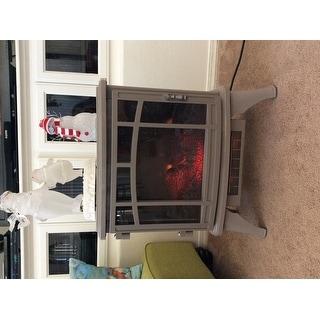 Excellent Shop Duraflame Dfi 8511 02 Bronze Infrared Quartz Electric Interior Design Ideas Gentotryabchikinfo