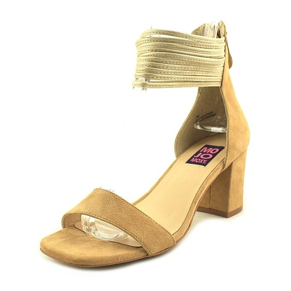 Mojo Moxy Cookie Natural Sandals
