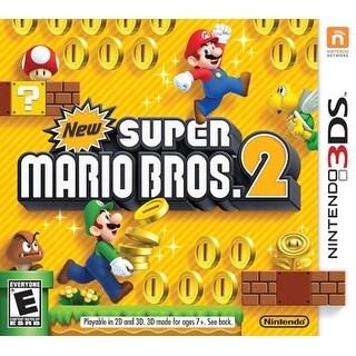 New Super Mario Bros. 2 - Nintendo 3DS