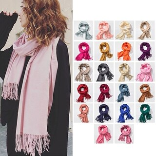 LaVish Cashmere Wool Scarf For Warmth And Elegance