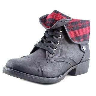 Rocket Dog Taylor   Round Toe Synthetic  Ankle Boot