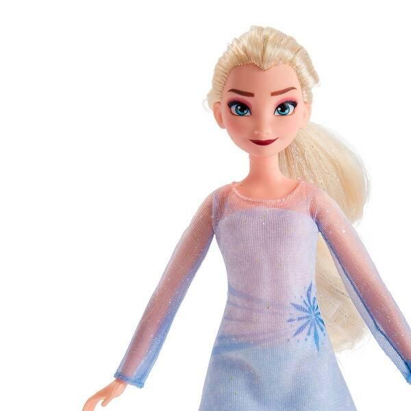 Frozen Dolls Disney/'s Frozen 2 Elsa and Swim and Walk Nokk Toy for Kids
