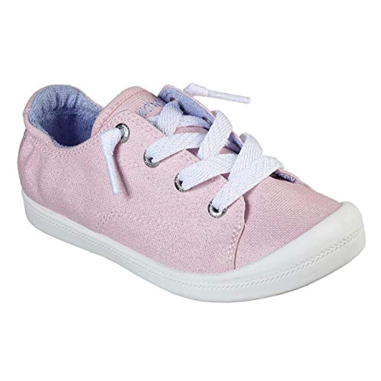 girls slip on athletic shoes