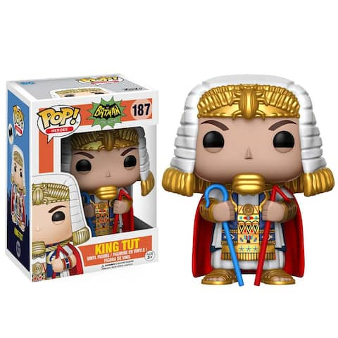 Funko POP DC Heroes - King Tut - Multi
