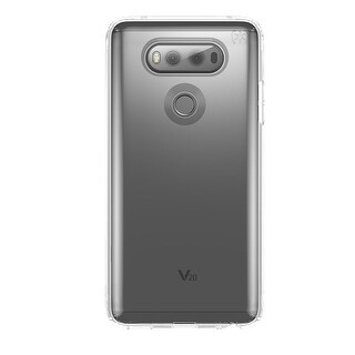 Speck Presidio Hard Shell Case For LG V20 - Clear