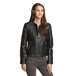 Link to Laundry By Shelli Segal Womens Jacket, Black, XSmall Similar Items in Women's Outerwear