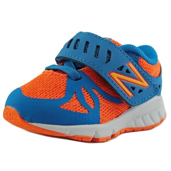 New Balance KVRUS W Round Toe Synthetic Running Shoe