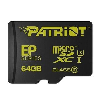 Patriot Memory - Pef64gemcsxc10 - 64Gb Ep Series Microsdhc Cl10