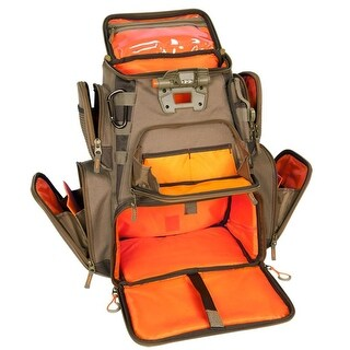 Wild River Wn3604 Nomad Tackle Bag Lighted Backpack W/O Trays - WN3604