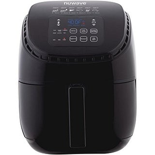 Nuwave 36011 Brio Digital Air Fryer (3 qt)
