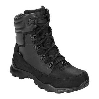 The North Face Men's ThermoBall Lifty Waterproof Boot TNF Black/Beluga Grey