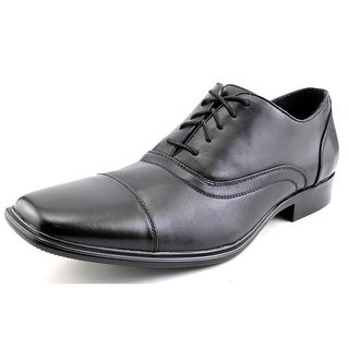 Mark Nason Rayless Men  Square Toe Leather Black Oxford
