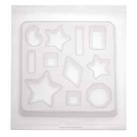 Resin Epoxy Mold For Jewelry Casting - 11 Assorted Jewels