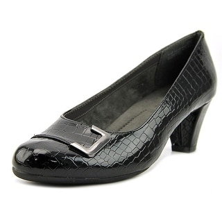 A2 By Aerosoles Shore Fire   Round Toe Synthetic  Heels