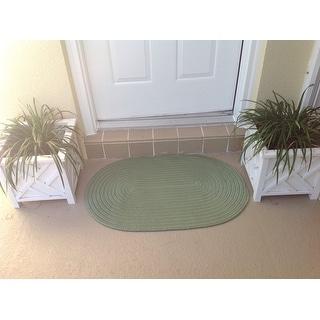 Porch & Den Oakland Reversible Rounded Indoor/ Outdoor Area Rug
