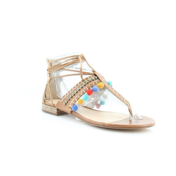 Vince Camuto Balisa Women's Sandals & Flip Flops Whiskey Barrel