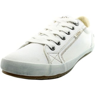Taos Star Round Toe Canvas Sneakers