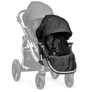 Baby Jogger City Select Second Seat Kit - Onyx City Select Second Seat Kit - Black