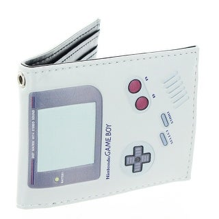 Nintendo Gameboy Bi-Fold Wallet - Black