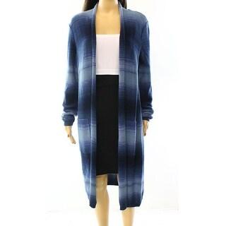 Lauren Ralph Lauren NEW Blue Women's Size Medium M Cardigan Sweater